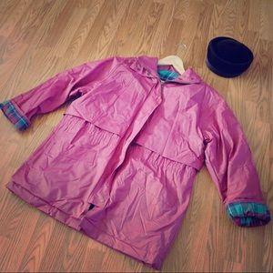 Vintage Totes Rain Coat